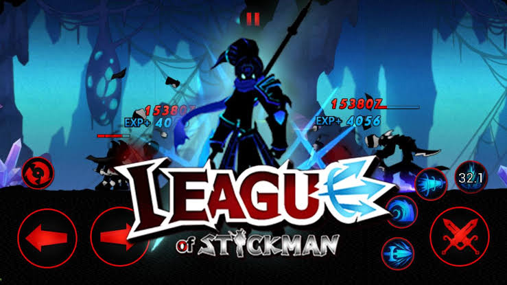 Image result for League of Stickman - Best action game(Dreamsky""