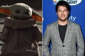 The Mandalorian: Adam Pally on punching Baby Yoda, Happy Endings ...