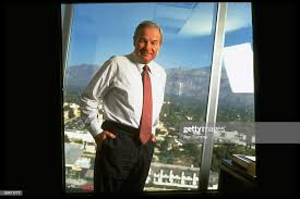 Money mgr. Bernard Johnson. News Photo - Getty Images