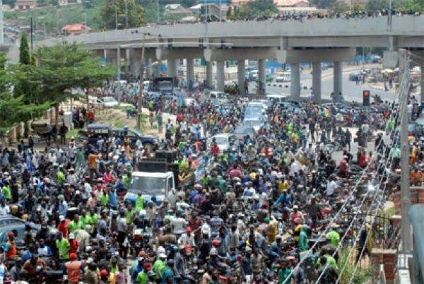"""Image result for Opay riders protest in lagos"""""""