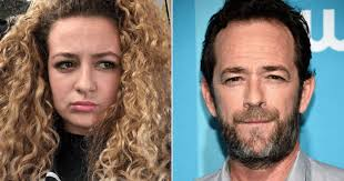 Luke Perry's daughter Sophie slams trolls criticizing her 'grieving  process': 'I did not ask for this attention' | MEAWW