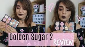 golden sugar 2 blush palette review
