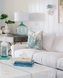 condo living room beach cottage style