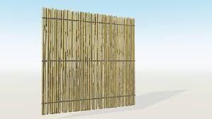 Bamboo Mat Obj Conversion 3d Model Sharecg