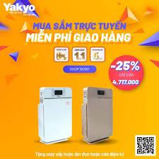 Điện Máy Yakyo - 📲MUA SẮM TRỰC TUYẾN🚛MIỄN PHÍ GIAO HÀNG ...