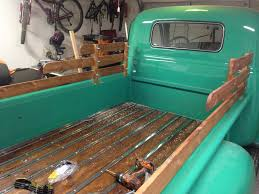 wood truck bed by puddlepirate