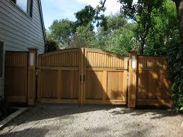 Wooden Driveway Gates Houzz
