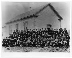 Newton, Utah Sunday School, 1898 - Newton Library: Newton & Cache Junction  Historical Collection - USU Digital Collections