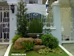 Landscapedesign Front Yard Landscape Design Philippines