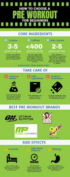 the 7 best pre workouts for beginners
