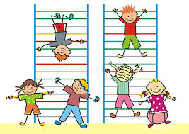 Kids Gym Stock Illustrations – 2,733 Kids Gym Stock Illustrations, Vectors  & Clipart - Dreamstime