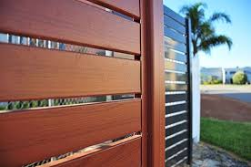 Fake Wood Fence Outdoor Decor Fake Wood Outdoor Spaces