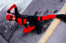 lady deadpool costume cosplay