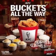 kfc bucket meal 2019