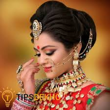gujarati bridal makeup photos