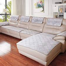 leather sofa four seasons non slip