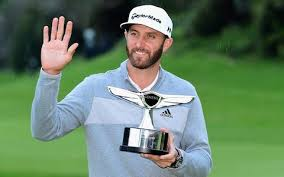Dustin Johnson replaces Jason Day as world number one with LA win