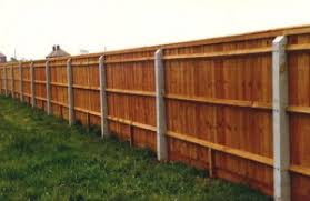 Concrete Posts Gravel Boards Forest Products Ltd