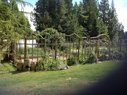 Deer Fence Designs Garden