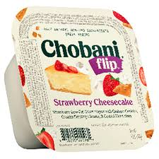 chobani flip strawberry cheesecake 5
