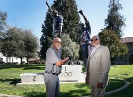 Tommie Smith, John Carlos to be inducted into U.S. Olympic Hall of ...