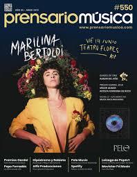 Prensario Musica Junio 2019 By Prensario Issuu