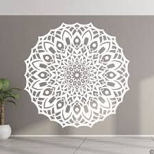 Mandala Wall Sticker Decal Cheap Vinyl Art Colorful Australia Amazon Gold Vamosrayos