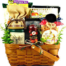 western themed gift basket for him