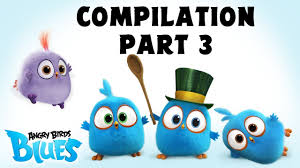 Angry Birds Blues | Compilation Part 3 - Ep21 to Ep30 - YouTube
