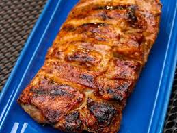 grill boneless country style pork ribs