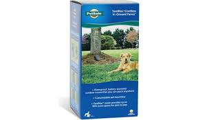 Petsafe Yardmax Cordless In Ground Fence Battery Powered Wireless Pet Fence System At Crutchfield
