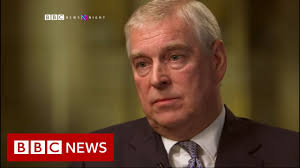 Prince Andrew & the Epstein Scandal ...