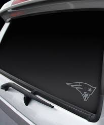 Rico Industries New England Patriots Window Decal Best Price And Reviews Zulily