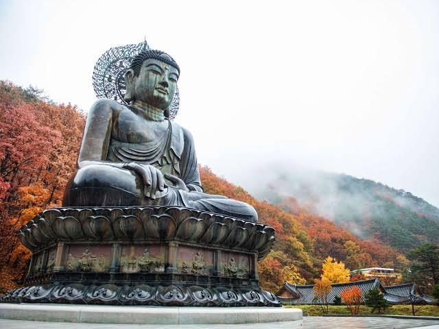 """Hasil gambar untuk Sinheungsa Temple"""""""
