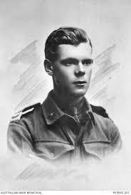 Studio portrait of 876 Private (Pte) Edgar Smith, 36th Battalion ...