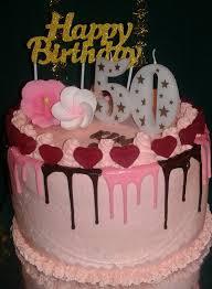 Happy 50th Birthday Kim Chocolate Cake Mumma Made Cakes Facebook