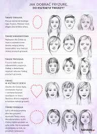 Jak Dobrac Fryzure Do Ksztaltu Twarzy Sprawdz Poradnik Blog