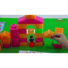 Mua Bộ xếp hình lâu đài chữ cái Nhựa Chợ Lớn chỉ 130.000₫