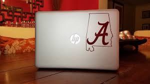 Alabama Decals Yeti Decal Laptop Decal Phone Decal
