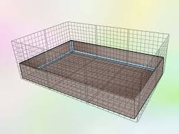 how to build guinea pig cages a diy
