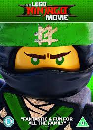 The LEGO Ninjago Movie DVD + Digital Download 2017: Amazon.co.uk ...