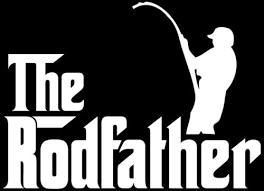 Rod Father Fishing Decal Stickers Custom Sticker Shop