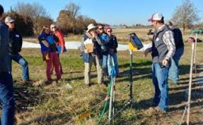Electric Deer Fence Tips And Resources The National Center For Appropriate Technology