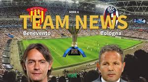 Serie A News: Benevento vs Bologna Confirmed Line-ups
