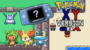 Pokemon XY GBA Gameplay - ROM HACK SPECIAL - YouTube