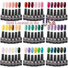 sensinity nail polish lof of colors