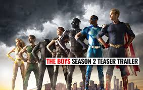 The Boys Season 2 Teaser Trailer - RARE-T