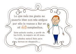 Invitacion A Cumpleanos Divertidas Imagui