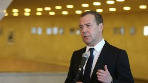 bne IntelliNews - UPDATED: Russian Prime Minister Dmitry Medvedev and  entire Russian government quit