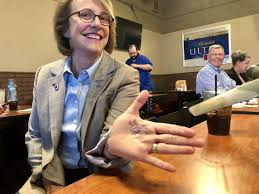 Wendy Rogers makes campaign stop in Maricopa   Area News   pinalcentral.com